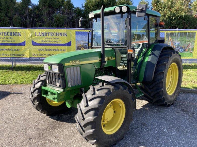 Traktor tip John Deere 5510, Gebrauchtmaschine in Villach (Poză 1)