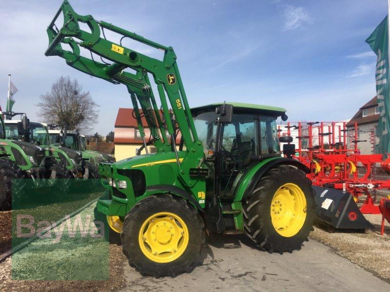 Traktor του τύπου John Deere 5720 mit Frontlader 551 // sehr gepflegt //, Gebrauchtmaschine σε Dinkelsbühl (Φωτογραφία 1)