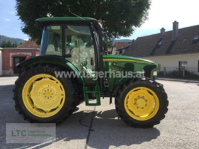 Traktor typu John Deere 5720 SE, Gebrauchtmaschine v Kirchdorf (Obrázok 4)