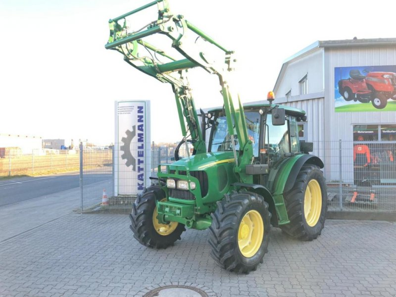 Traktor типа John Deere 5720, Gebrauchtmaschine в Stuhr (Фотография 1)