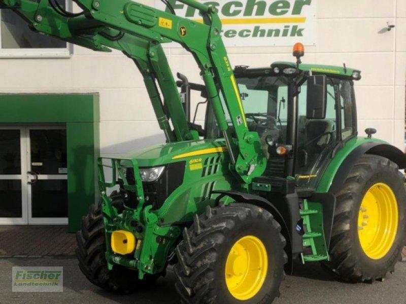Traktor a típus John Deere 6 130R Premium Edition, Vorführmaschine ekkor: Kroppach (Kép 1)