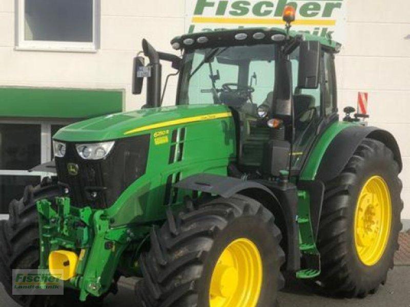 Traktor a típus John Deere 6 250 R, Vorführmaschine ekkor: Kroppach (Kép 1)