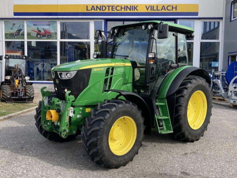 Traktor des Typs John Deere 6090RC, Gebrauchtmaschine in Villach (Bild 1)