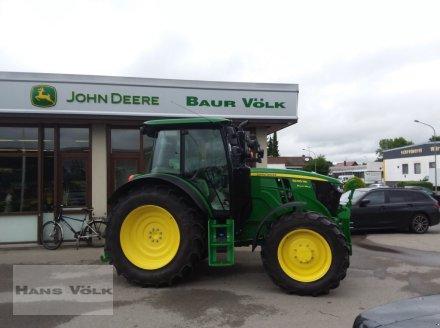 Traktor des Typs John Deere 6095 MC, Gebrauchtmaschine in Schwabmünchen (Bild 3)