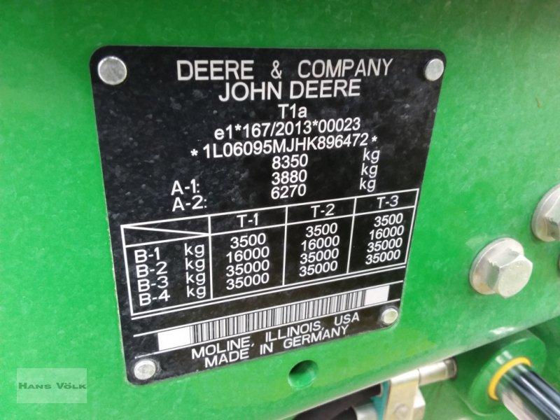 Traktor des Typs John Deere 6095 MC, Gebrauchtmaschine in Schwabmünchen (Bild 16)