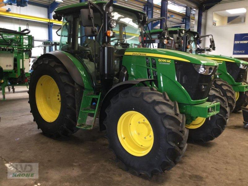 Traktor des Typs John Deere 6095 MC, Gebrauchtmaschine in Spelle (Bild 1)