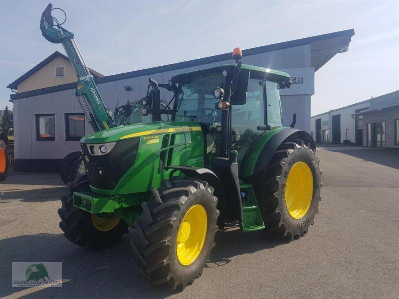 Traktor типа John Deere 6095MC, Gebrauchtmaschine в Wasungen (Фотография 1)