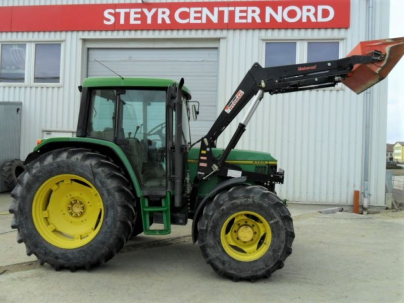 Traktor типа John Deere 6100 Austria, Gebrauchtmaschine в Harmannsdorf-Rückers (Фотография 5)