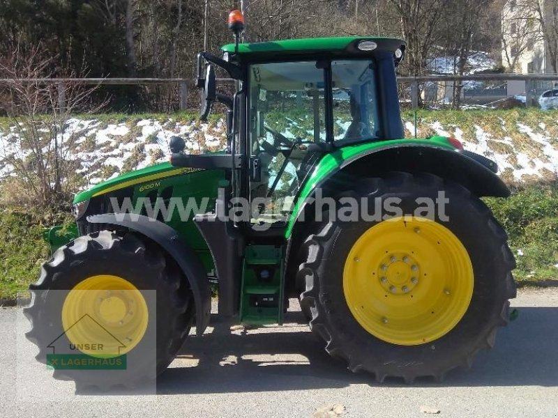 Traktor des Typs John Deere 6100 M, Vorführmaschine in Waidhofen a. d. Ybbs (Bild 1)