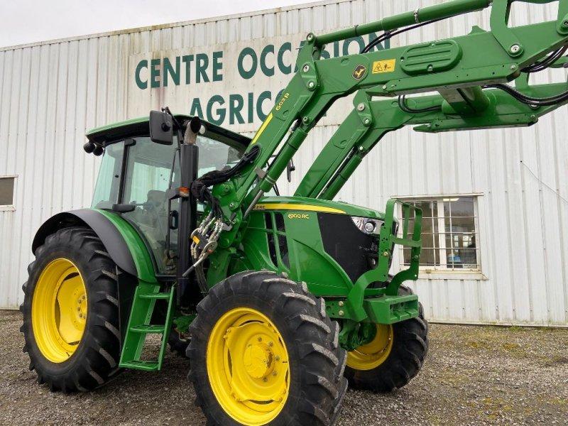 Traktor tip John Deere 6100 RC, Gebrauchtmaschine in CASTETIS (Poză 1)
