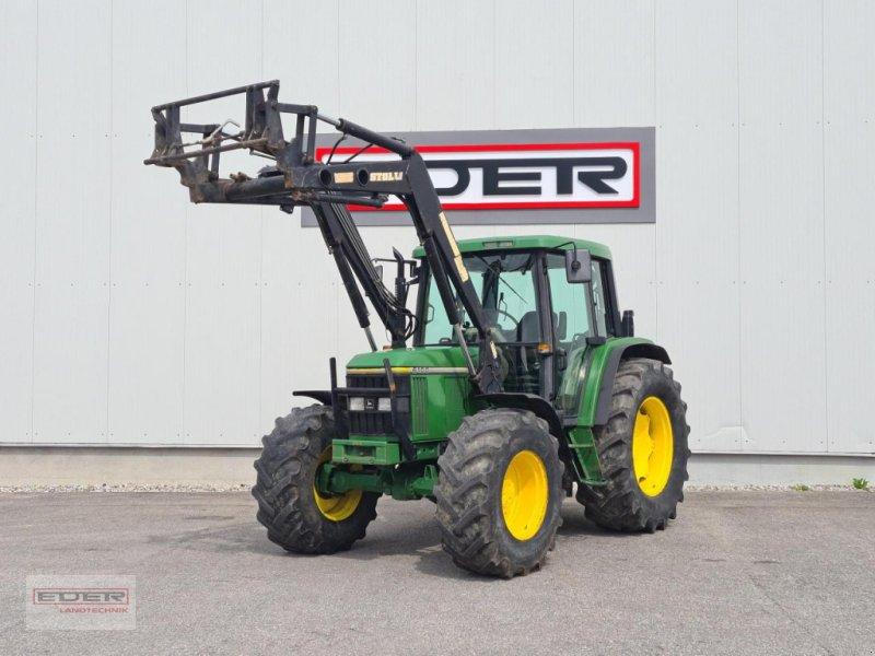 Traktor типа John Deere 6100, Gebrauchtmaschine в Tuntenhausen (Фотография 1)