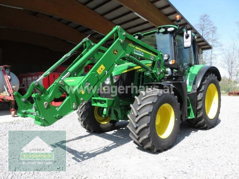 Traktor типа John Deere 6100M & 603M, Neumaschine в Hofkirchen (Фотография 1)