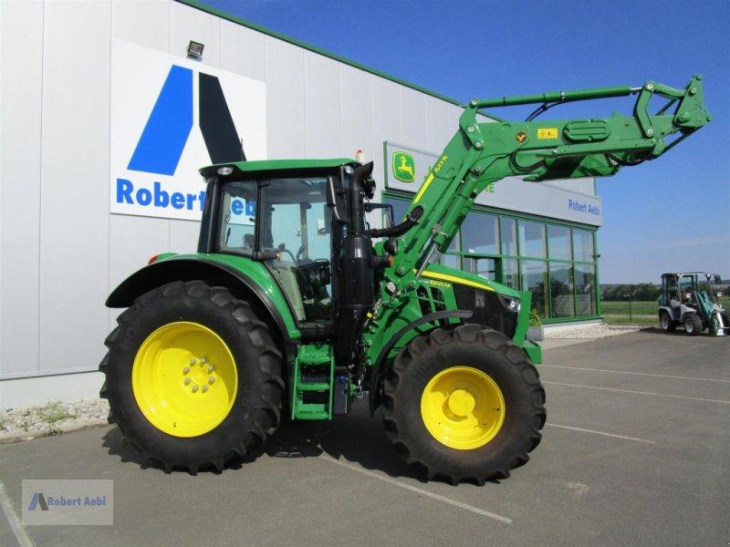 Traktor a típus John Deere 6100M, Neumaschine ekkor: Wölferheim (Kép 2)