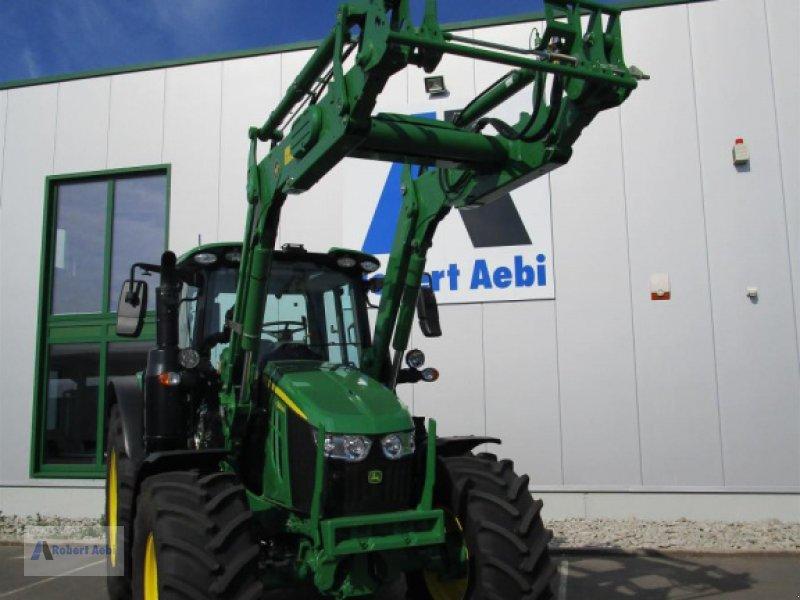 Traktor a típus John Deere 6100M, Neumaschine ekkor: Wölferheim (Kép 1)