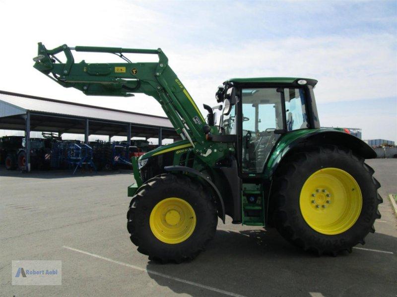 Traktor a típus John Deere 6100M, Neumaschine ekkor: Wölferheim (Kép 3)
