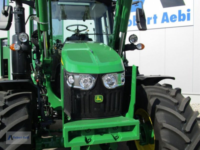 Traktor a típus John Deere 6100M, Neumaschine ekkor: Wölferheim (Kép 4)