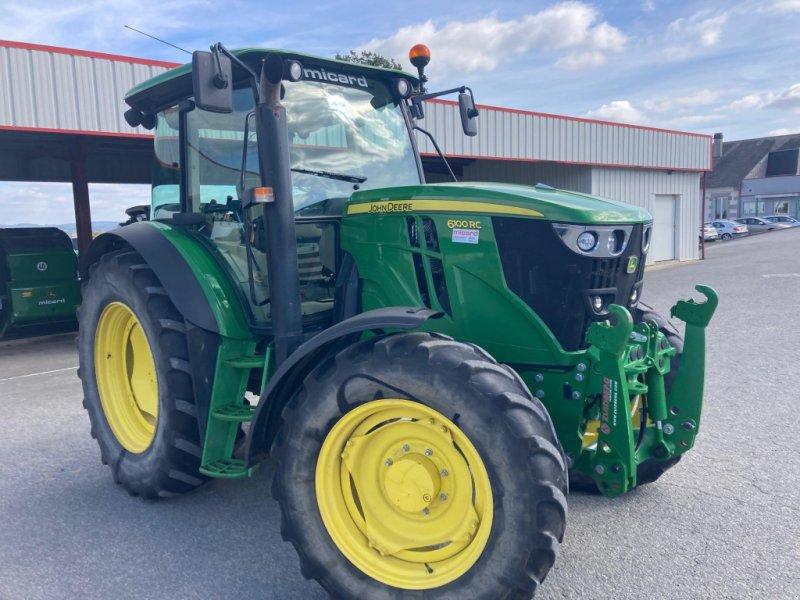 Traktor tip John Deere 6100RC, Gebrauchtmaschine in Gueret (Poză 1)