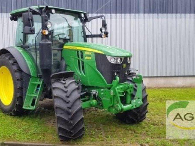 Traktor des Typs John Deere 6105 R, Gebrauchtmaschine in Göttingen-Rosdorf (Bild 1)