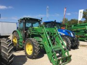 Traktor typu John Deere 6105 R, Gebrauchtmaschine v RENAGE