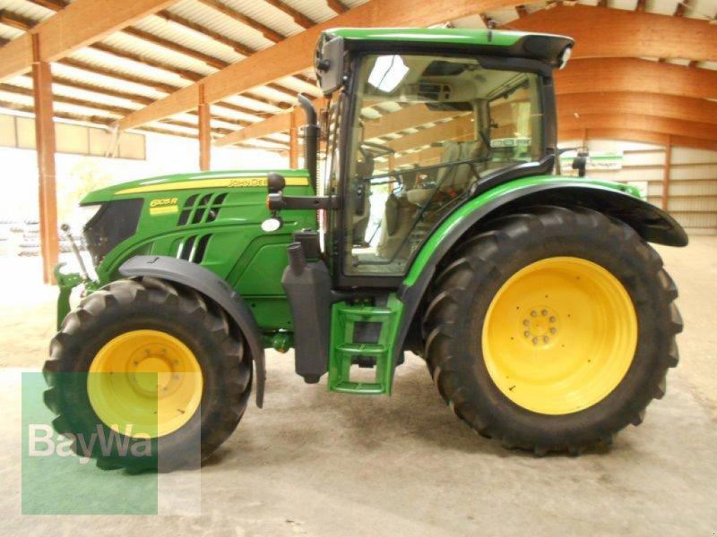 Traktor des Typs John Deere 6105 R, Gebrauchtmaschine in Mindelheim (Bild 1)