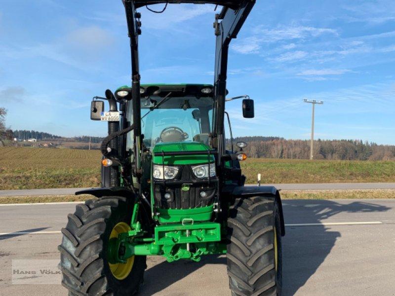 Traktor des Typs John Deere 6105 R, Gebrauchtmaschine in Eching (Bild 2)