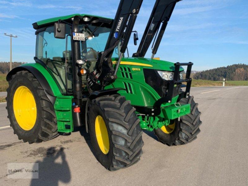 Traktor des Typs John Deere 6105 R, Gebrauchtmaschine in Eching (Bild 3)