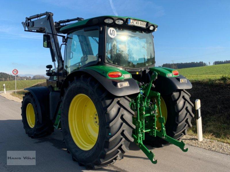 Traktor des Typs John Deere 6105 R, Gebrauchtmaschine in Eching (Bild 10)