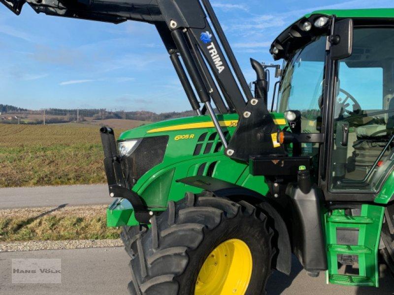 Traktor des Typs John Deere 6105 R, Gebrauchtmaschine in Eching (Bild 12)