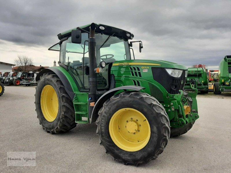Traktor des Typs John Deere 6105 R, Gebrauchtmaschine in Antdorf (Bild 1)
