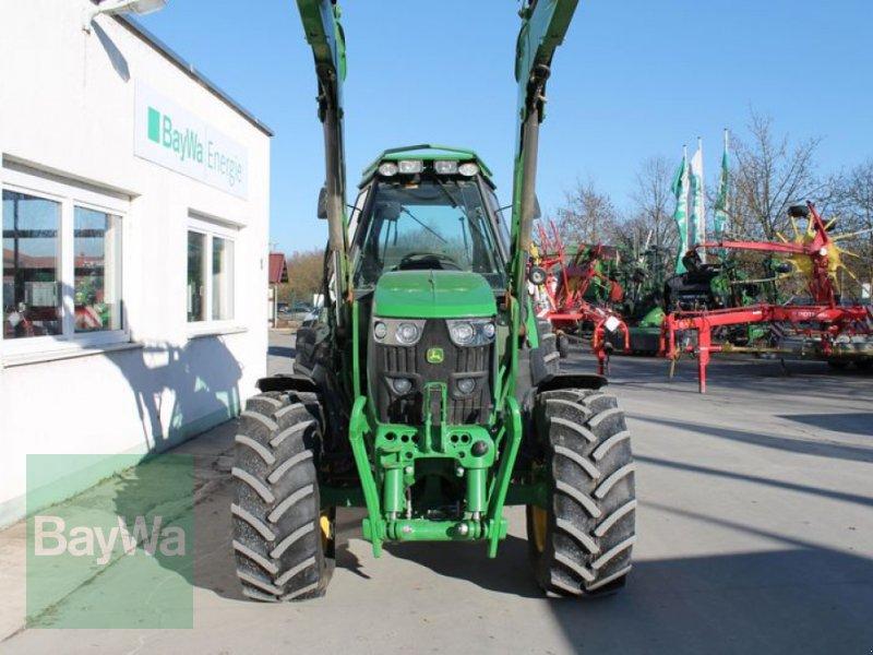 Traktor des Typs John Deere 6105 RC, Gebrauchtmaschine in Straubing (Bild 4)