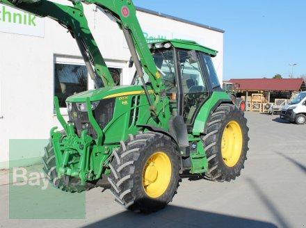 Traktor des Typs John Deere 6105 RC, Gebrauchtmaschine in Straubing (Bild 5)