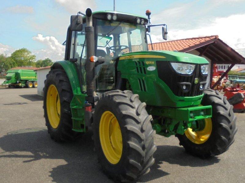 Traktor del tipo John Deere 6105M, Gebrauchtmaschine en Logroño la Rioja (Imagen 3)