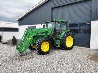John Deere 6105R Premium TLS med Frontlæsser Traktor