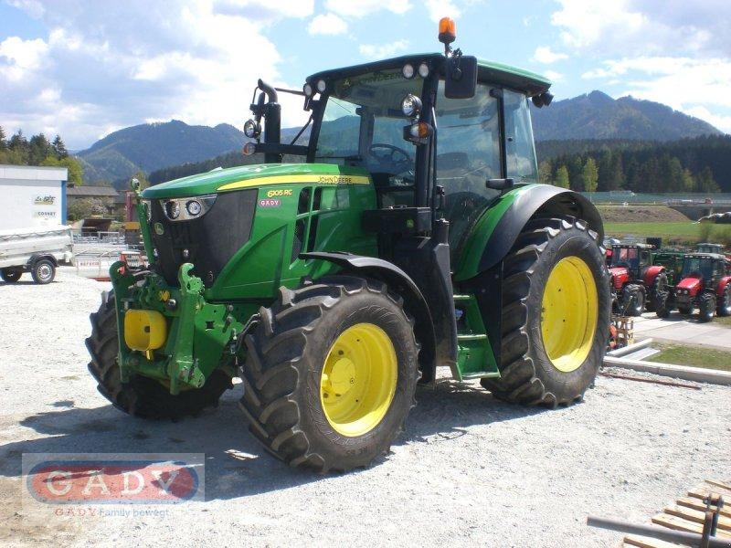 Traktor des Typs John Deere 6105RC, Gebrauchtmaschine in Lebring (Bild 1)