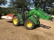 Traktor типа John Deere 6110 M, Gebrauchtmaschine в CALMONT