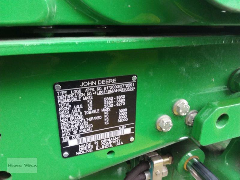 Traktor des Typs John Deere 6110 M, Gebrauchtmaschine in Schwabmünchen (Bild 16)