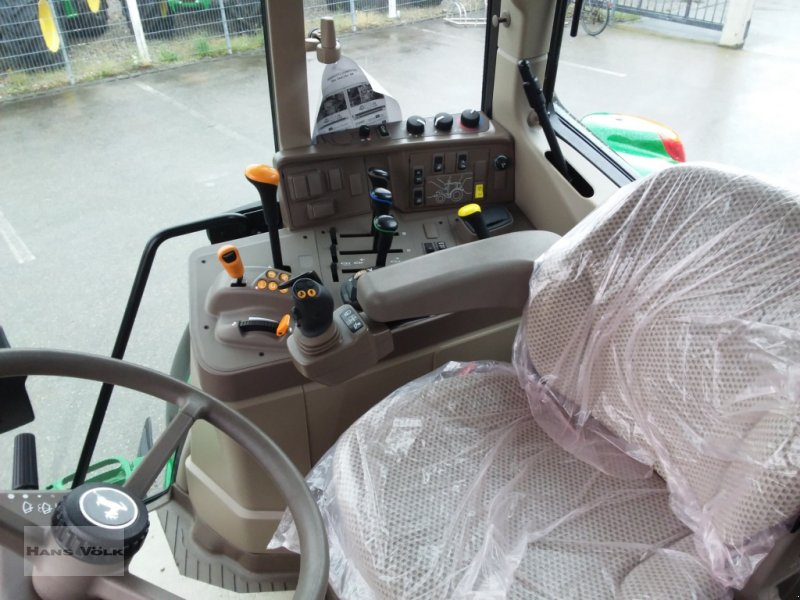 Traktor des Typs John Deere 6110 M, Gebrauchtmaschine in Schwabmünchen (Bild 10)