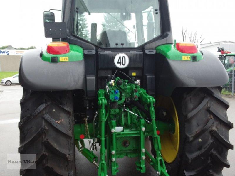 Traktor des Typs John Deere 6110 M, Gebrauchtmaschine in Schwabmünchen (Bild 5)