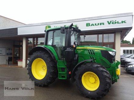 Traktor des Typs John Deere 6110 M, Gebrauchtmaschine in Schwabmünchen (Bild 7)