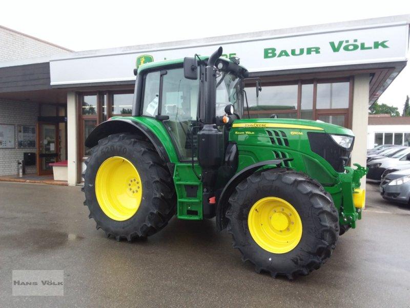 Traktor des Typs John Deere 6110 M, Gebrauchtmaschine in Schwabmünchen (Bild 1)