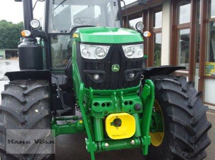 Traktor des Typs John Deere 6110 M, Gebrauchtmaschine in Schwabmünchen (Bild 2)