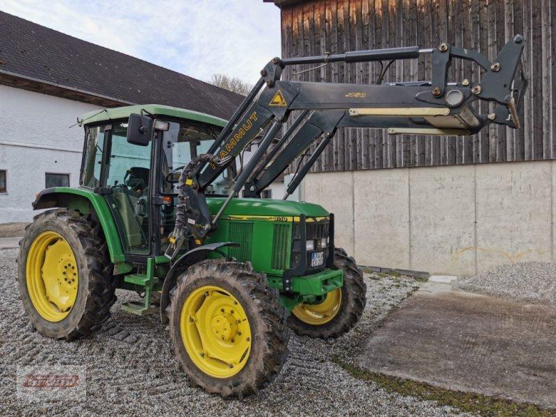 Traktor типа John Deere 6110 SE, Gebrauchtmaschine в Kößlarn (Фотография 1)