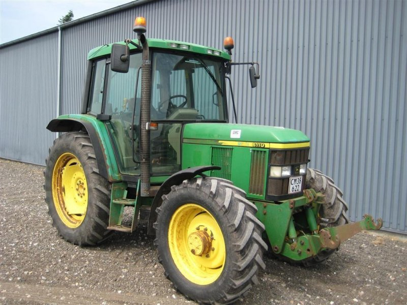 Traktor tip John Deere 6110, Gebrauchtmaschine in Glamsbjerg (Poză 1)