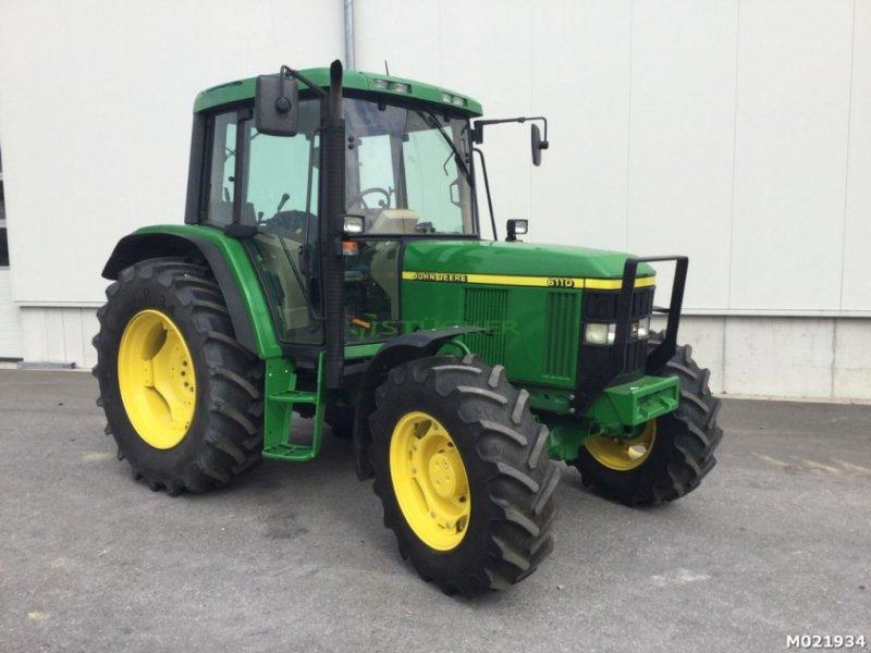 Traktor типа John Deere 6110, Gebrauchtmaschine в Rietberg (Фотография 1)