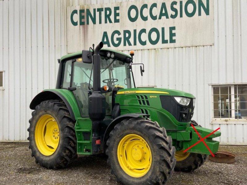 Traktor tip John Deere 6110M, Gebrauchtmaschine in CASTETIS (Poză 1)