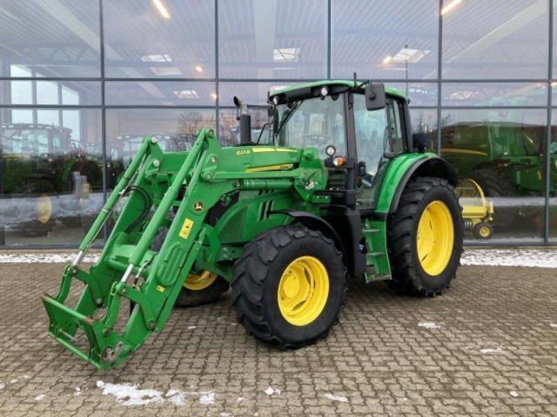 Traktor a típus John Deere 6110M, Gebrauchtmaschine ekkor: Brønderslev (Kép 1)