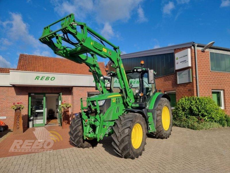 Traktor des Typs John Deere 6110R - 4413L (MY16), Gebrauchtmaschine in Visbek/Rechterfeld (Bild 1)