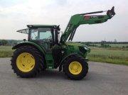 Traktor des Typs John Deere 6110R mit MX T414 Frontlader, Gebrauchtmaschine in Beckum