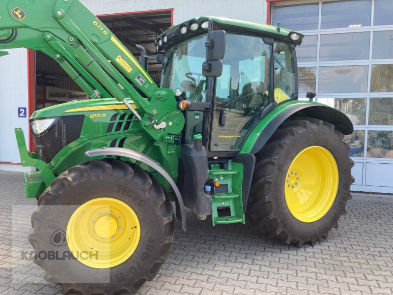 Traktor του τύπου John Deere 6110R, Gebrauchtmaschine σε Stockach (Φωτογραφία 2)
