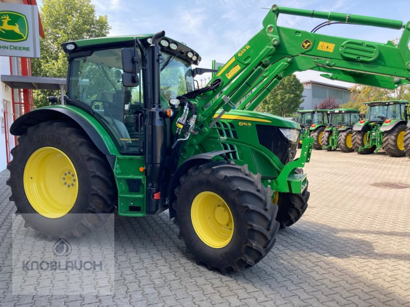 Traktor του τύπου John Deere 6110R, Gebrauchtmaschine σε Stockach (Φωτογραφία 3)